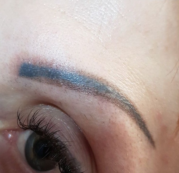 Синие брови 4