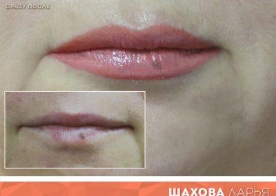 Татуаж губ в Ростове 63